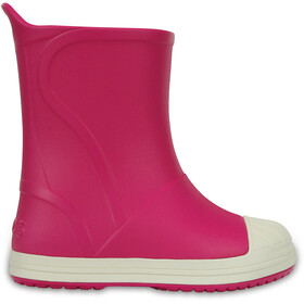 Crocs Bump It rubberlaarzen Kinderen, candy pink/oyster
